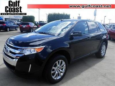 2013 Ford Edge SEL SUV for sale in Angleton for $26,991 with 19,629 miles.