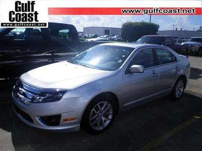 2012 Ford Fusion SEL Sedan for sale in Angleton for $17,291 with 27,838 miles.