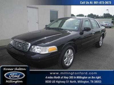 2011 Ford Crown Victoria LX Sedan for sale in Millington for $17,991 with 33,901 miles.