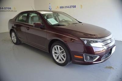 2012 Ford Fusion SEL Sedan for sale in Waxahachie for $17,795 with 44,733 miles.