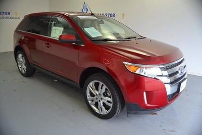 2013 Ford Edge Limited SUV for sale in Waxahachie for $25,975 with 44,133 miles.