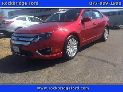 2012 Ford Fusion Hybrid Base Sedan for sale in Lexington for $23,997 with 18,926 miles.