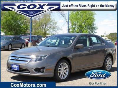 2012 Ford Fusion SEL Sedan for sale in New Richmond for $18,477 with 26,984 miles.
