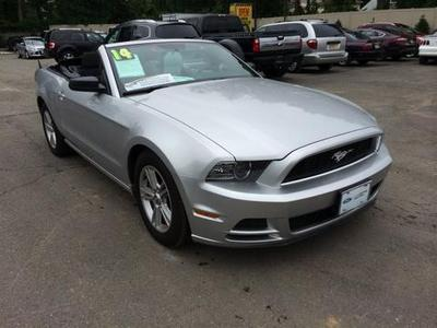 2014 Ford Mustang V6 Convertible for sale in Paramus for $24,594 with 17,427 miles.