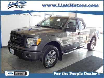 Used 2013 Ford F-150 - Rice Lake WI