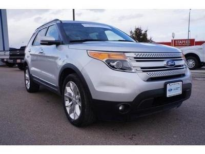 2013 Ford Explorer Limited SUV for sale in Scottsbluff for $38,991 with 13,421 miles.