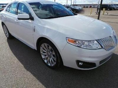 2012 Lincoln MKS EcoBoost Sedan for sale in Scottsbluff for $37,991 with 17,665 miles.