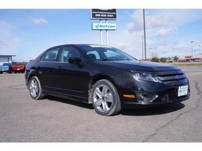 2012 Ford Fusion Sport Sedan for sale in Scottsbluff for $23,991 with 18,575 miles.