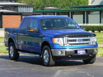 2013 Ford F150 Crew Cab Pickup for sale in Marietta for $34,980 with 14,025 miles.