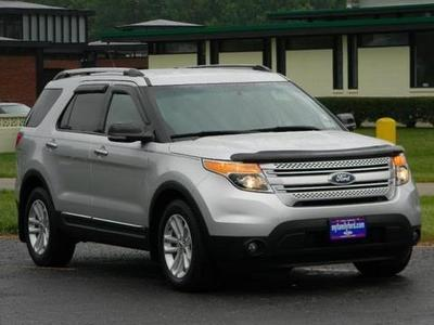 2011 Ford Explorer XLT SUV for sale in Marietta for $25,980 with 46,052 miles.