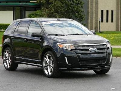 2012 Ford Edge Sport SUV for sale in Marietta for $32,980 with 20,947 miles.