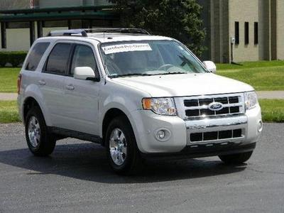 2012 Ford Escape Limited SUV for sale in Marietta for $23,480 with 28,425 miles.