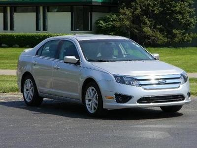 2012 Ford Fusion SEL Sedan for sale in Marietta for $20,480 with 12,895 miles.