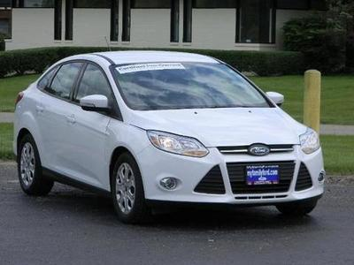 2012 Ford Focus SE Sedan for sale in Marietta for $16,980 with 21,963 miles.