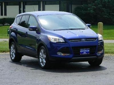 2013 Ford Escape SEL SUV for sale in Marietta for $25,980 with 29,356 miles.