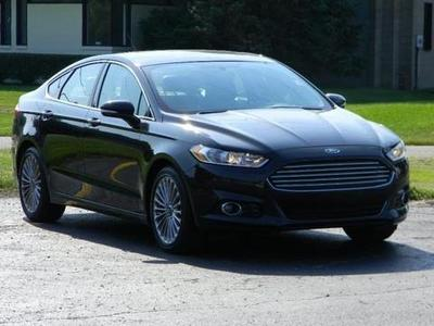 2013 Ford Fusion Titanium Sedan for sale in Marietta for $23,980 with 33,357 miles.