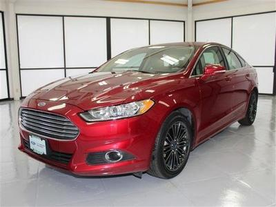2013 Ford Fusion SE Sedan for sale in Colorado Springs for $22,690 with 33,566 miles.