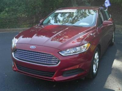 Used 2013 Ford Fusion - Martinsville VA