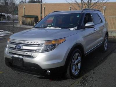 2013 Ford Explorer Limited SUV for sale in Martinsville for $35,991 with 13,321 miles.