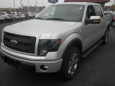 2013 Ford F150 Crew Cab Pickup for sale in Martinsville for $39,991 with 6,104 miles.