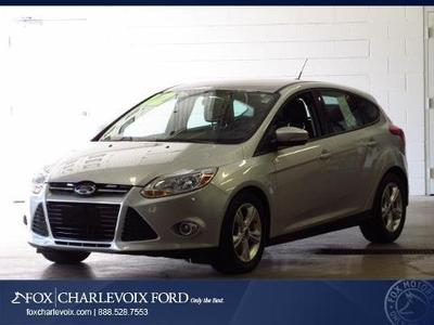 2012 Ford Focus SE Hatchback for sale in Charlevoix for $15,992 with 21,409 miles.