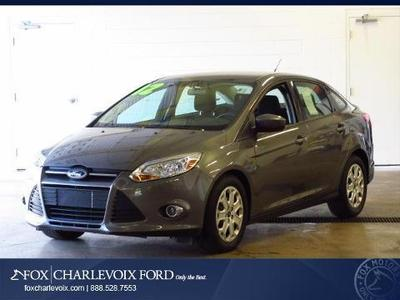 2012 Ford Focus SE Sedan for sale in Charlevoix for $14,991 with 25,281 miles.