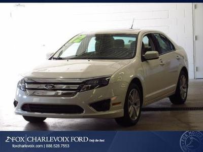 2012 Ford Fusion SEL Sedan for sale in Charlevoix for $19,991 with 31,037 miles.
