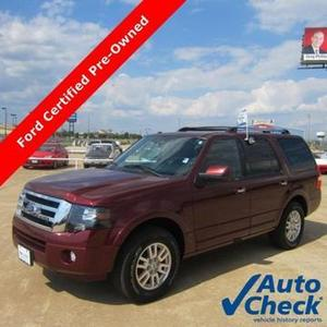 2012 Ford Expedition Limited SUV for sale in Durant for $33,995 with 48,777 miles.