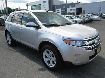 2013 Ford Edge SEL SUV for sale in Kingston for $28,419 with 10,410 miles.