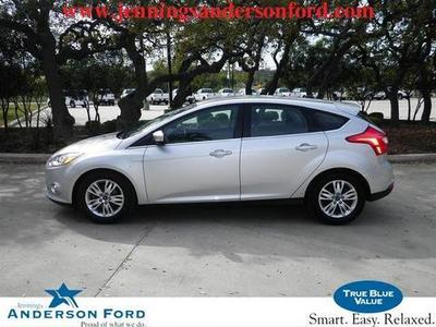 2012 Ford Focus SEL Hatchback for sale in Boerne for $14,986 with 40,894 miles.