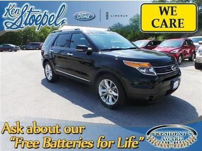 2013 Ford Explorer Limited SUV for sale in Kerrville for $31,169 with 30,068 miles.