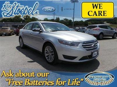2013 Ford Taurus Limited Sedan for sale in Kerrville for $22,990 with 29,405 miles.