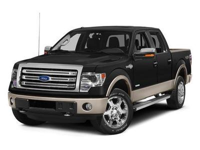 2013 Ford F150 King Ranch Crew Cab Pickup for sale in San Antonio for $43,991 with 18,621 miles.