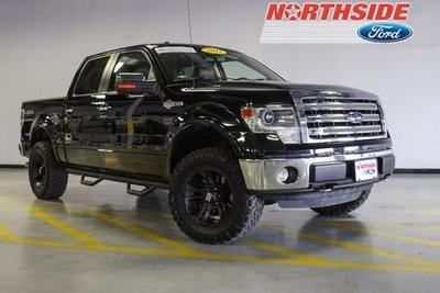 2013 Ford F150 King Ranch Crew Cab Pickup for sale in San Antonio for $40,662 with 31,897 miles.