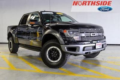 2013 Ford F150 SVT Raptor Crew Cab Pickup for sale in San Antonio for $56,725 with 15,480 miles.