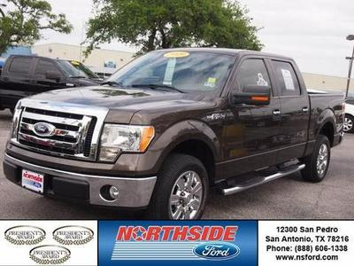 2009 Ford F150 XLT Crew Cab Pickup for sale in San Antonio for $23,949 with 61,656 miles.