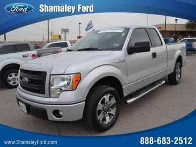 2013 Ford F150 STX Extended Cab Pickup for sale in El Paso for $26,995 with 15,150 miles.