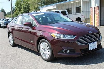 2013 Ford Fusion Hybrid SE Hybrid Sedan for sale in Everett for $25,988 with 28,753 miles.