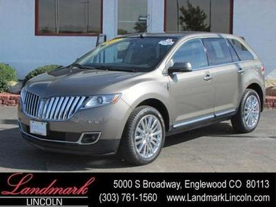 2012 Lincoln MKX Base SUV for sale in Englewood for $38,988 with 22,426 miles.