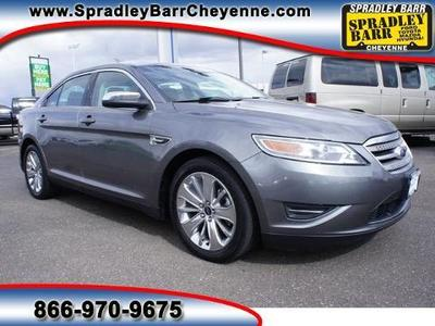 2011 Ford Taurus Limited Sedan for sale in Cheyenne for $20,992 with 22,245 miles.