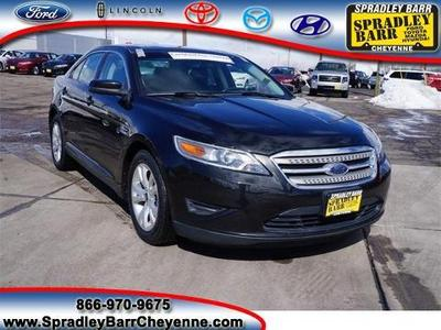 2010 Ford Taurus SEL Sedan for sale in Cheyenne for $18,991 with 31,924 miles.