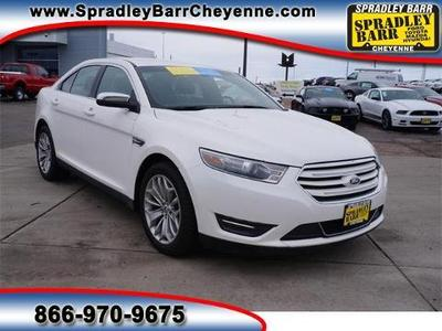 2013 Ford Taurus Limited Sedan for sale in Cheyenne for $25,791 with 30,100 miles.