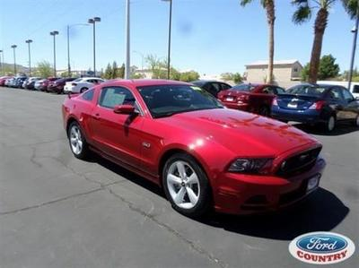 2013 Ford Mustang GT Coupe for sale in Henderson for $26,389 with 15,419 miles.