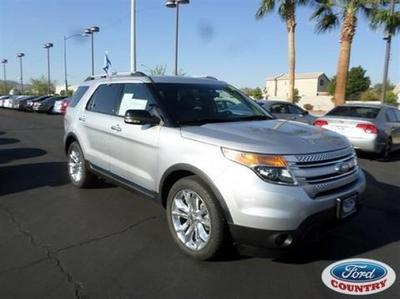 2011 Ford Explorer XLT SUV for sale in Henderson for $26,946 with 53,271 miles.