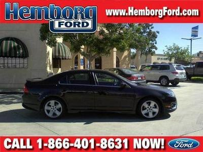 2010 Ford Fusion Sport Sedan for sale in Norco for $18,554 with 44,793 miles.