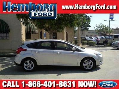 2013 Ford Focus SE Hatchback for sale in Norco for $17,444 with 23,542 miles.