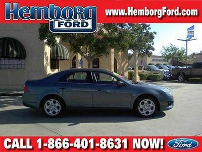 2011 Ford Fusion SE Sedan for sale in Norco for $16,954 with 33,292 miles.