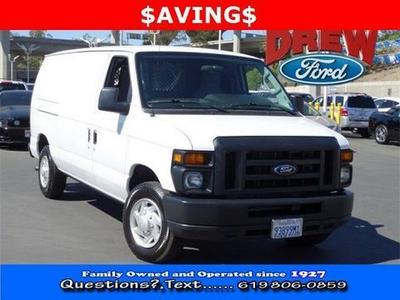 2013 Ford E150 Cargo Cargo Van for sale in La Mesa for $27,992 with 1,935 miles.