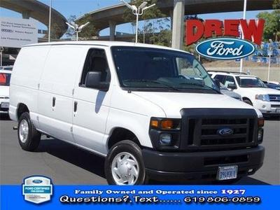 2014 Ford E150 Cargo Cargo Van for sale in La Mesa for $26,781 with 25,346 miles.