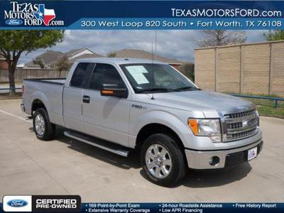 2013 Ford F150 XLT Extended Cab Pickup for sale in Fort Worth for $28,995 with 2,665 miles.